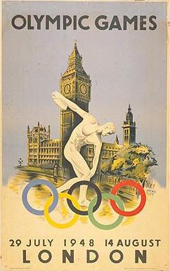 第11回】1948年 ロンドンオリン...
